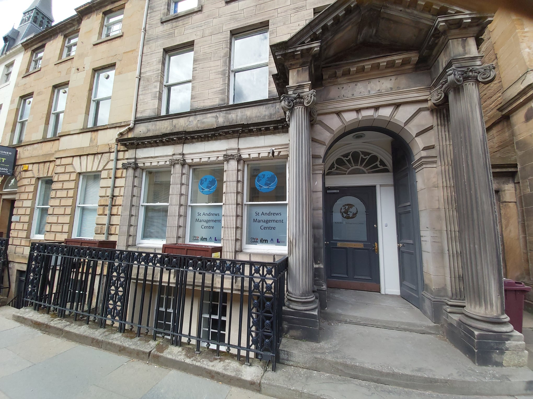 Offices at St Catherine Street, Cupar